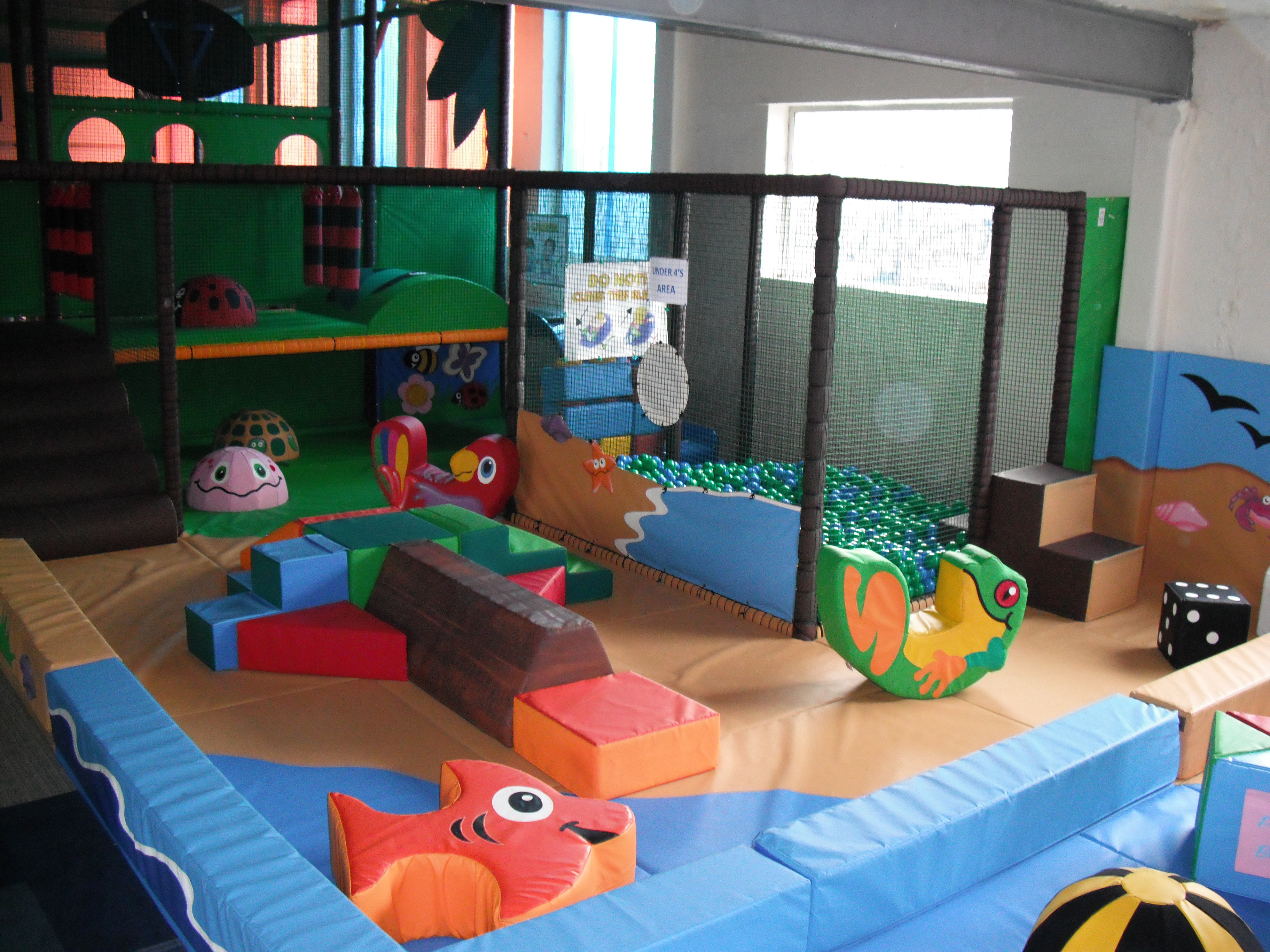 Baby Play Area Jungle Mayhem New Indoor Soft Play Area Radcliffe Manchester